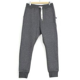SWEET PANTS スイートパンツ Loose Pants TERRY メンズ スウェットパンツ CHARCOAL GREY チャコールグレー 霜降り スリムパンツ サルエル スエット フランス フレンチテリー レディース 聖林公司 HRM 送料無料
