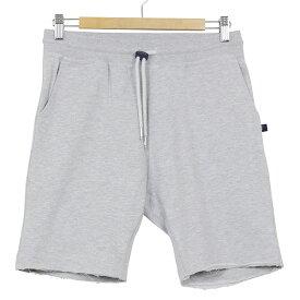 SWEET PANTS スイートパンツ Basic Shorts TERRY メンズ スウェットショーツ GREY グレー 霜降り 杢 ショートパンツ スリム テーパード スエット フランス フレンチテリー レディース 聖林公司 HRM 送料無料
