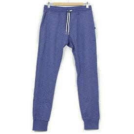 SWEET PANTS スイートパンツ Slim Pants TERRY メンズ スウェットパンツ INDIGO インディゴ 霜降り スリムパンツ テーパード スエット フランス フレンチテリー レディース 聖林公司 HRM 送料無料