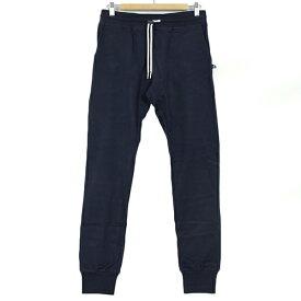 SWEET PANTS スイートパンツ Slim Pants TERRY メンズ スウェットパンツ NAVY ネイビー 紺 スリムパンツ テーパード スエット フランス フレンチテリー レディース 聖林公司 HRM 送料無料