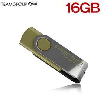 USBメモリ 16GB TEAM チーム usb メモリ キャップを失くさない 回転式 USB メモリ 16gb TG016GE902GX 【1年保証】シンプル おしゃれ コンパクト 送料無料 usbメモリ 対応 おすすめ