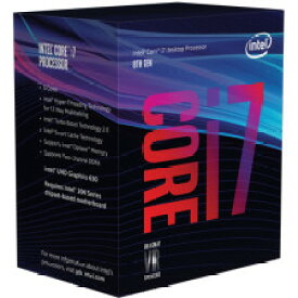 Intel BX80684I78700 Core i7-8700 3.20GHz 12MB LGA1151 Coffee Lake
