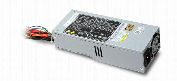 Shuttle PC63J V2 80 PLUS SILVER取得の500W電源