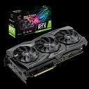 ASUSTeK ROG-STRIX-RTX2080-O8G-GAMING IP5X認証の高性能ファンを備えたゲーマー向けOCモデルGeForce RTX 2080ビデオカード