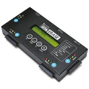 センチュリー KD25/35ERS [これdo台ERASE]最大4台のHDD/SSDを同時イレース可能!業務向けに最適な作業ログ出力、非同期消去機能を搭載!