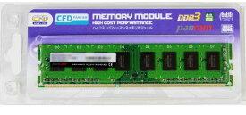 CFD D3U1600PS-8G CFD Panram DDR3-1600 デスクトップ用メモリ 240pin DIMM(8GBx1)