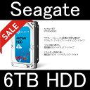 Seagate ST6000AS0002 6TB Archive HDD 3.5インチ内蔵ハードディスクドライブ クラウド・ストレージに最適 大容量録画用にも!...