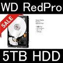 WesternDigital WD5001FFWX 5TB HDD Red Pro 3.5インチ 内蔵ハードディスクドライブ【!在庫限り特価!】
