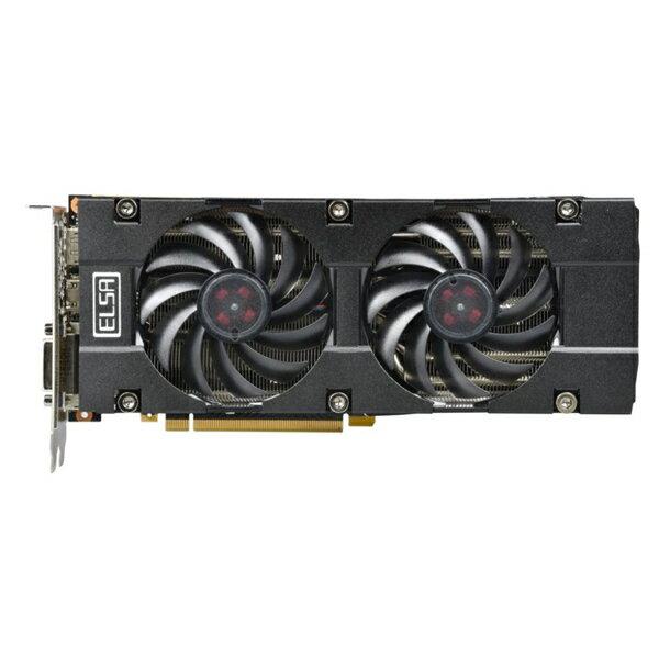 エルザ GD1080-11GERTS 【お取り寄せ品】 [ELSA GeForce GTX 1080 Ti 11GB S.A.C]「Pascal」アーキテクチャ採用のフラッグシップ、GeForceR GTX 1080 Ti搭載。