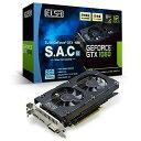 エルザ GD1060-6GERS2 GeForce GTX 1060 6GB S.A.C R2 「Pascal」アーキテクチャ採用のGeForce GTX 1060搭載。エルザオリジナル S.A.C …