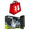 福袋2019 ZOTAC NVIDIA GeForce RTX 2080 グラフィックボード+おまけ3点 ZT-T20800D-10P