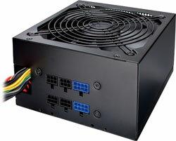 玄人志向 KRPW-PT800W/92+ REV2.0 80PLUS PLATINUM認証取得 プラグイン 800W電源