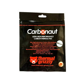 親和産業 TG-CA-38-38-02-R Thermal Grizzly Carbonaut 38×38×0.2【メール便対応】