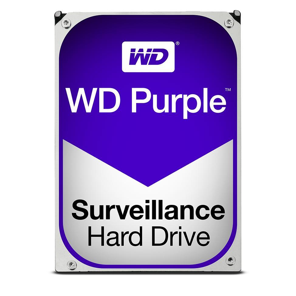WesternDigital WD30PURZ WD Purple SATA6Gb/s 64MB 3TB Intellipower 3.5inch AF対応