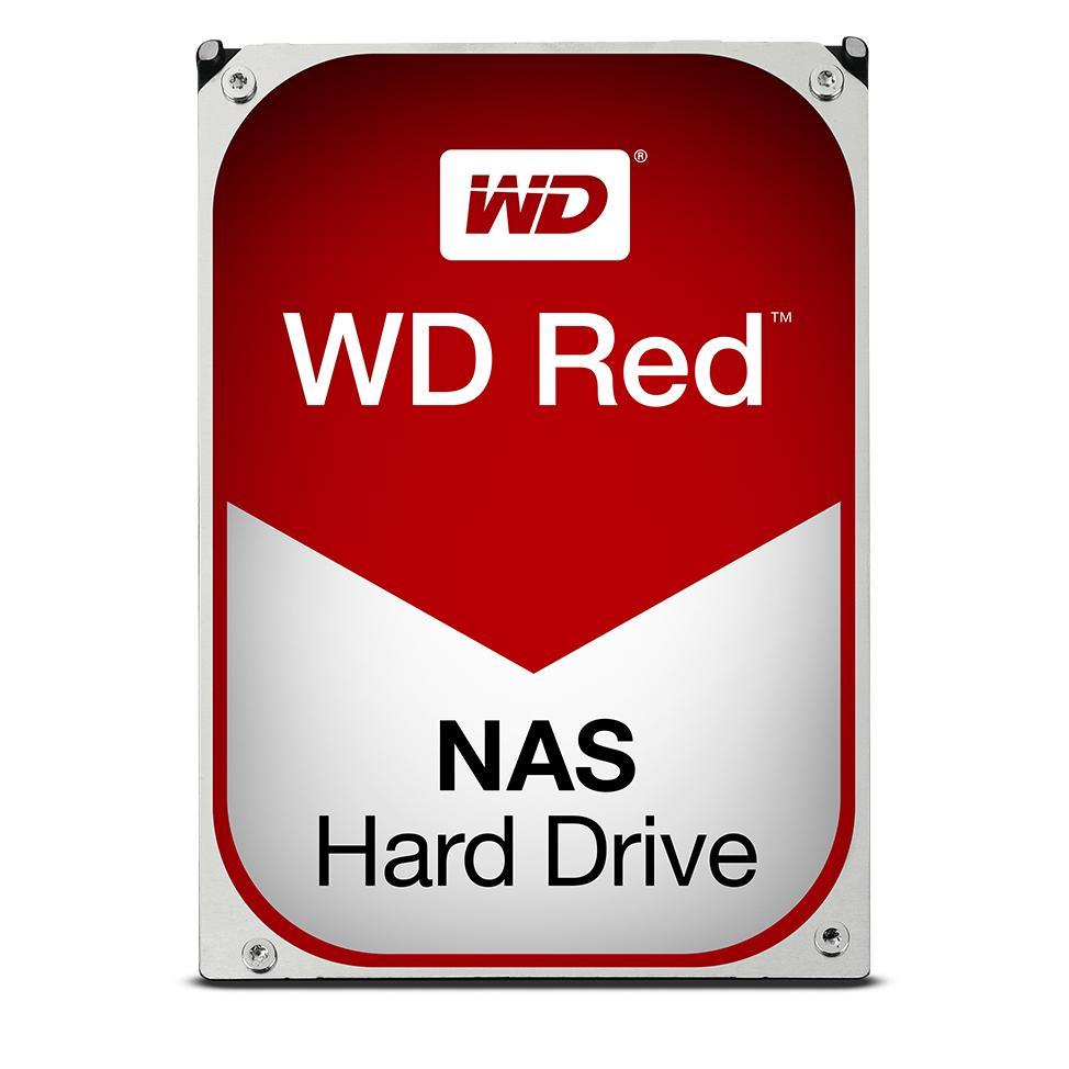 WesternDigital WD80EFZX WD Red SATA6Gb/s 128MB 8TB 5,400rpm class 3.5inch