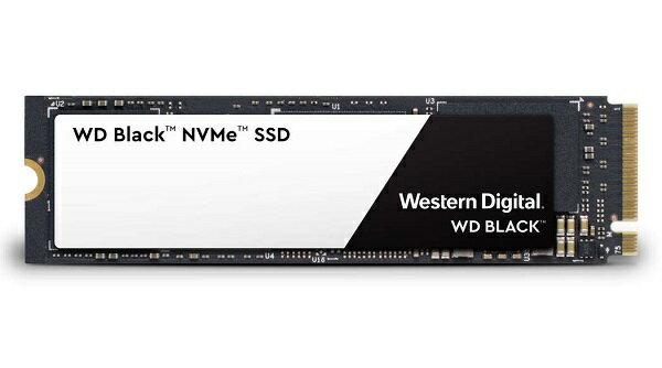 WesternDigital WDS100T2X0C WD Black SSD M.2 PCIe Gen 3 x4 with NVM Express 1TB M.2 2280【少量在庫有り!】