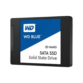 WesternDigital WDS200T2B0A WD Blue SSD SATA6Gb/s 2TB 2.5inch 3DNAND