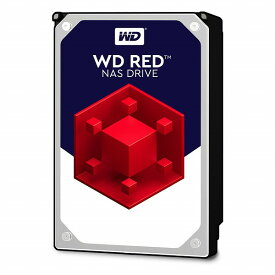 WesternDigital WD40EFRX-RT2 WD Red SATA6Gb/s 64MB 4TB 5,400rpm class 3.5inch【バルク品】
