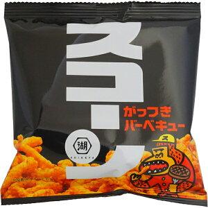 40円 スコーン ガッツキバーベキュー味 [1箱 24個入]【お菓子 スナック 湖池屋 小袋 おやつ】