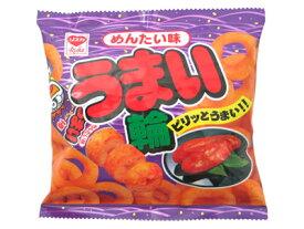 【駄菓子】30円 17gうまい輪 めんたい味(30入)