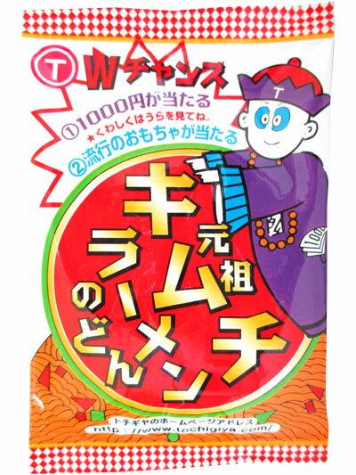 【駄菓子】 30円 キムチラーメンのどん 30袋入