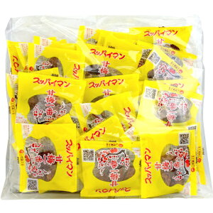 50円 ウエマ 3粒入スッパイマン甘梅一番 [1袋 30個入]【駄菓子 上間 梅 おやつ お菓子 熱中症 干し梅】