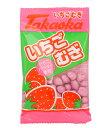 30円 いちごむぎチョコ 20袋入【駄菓子】【バレンタイン】【義理チョコ】