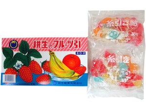 10円 フルーツ糸引き飴 60個入
