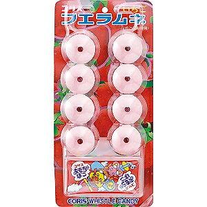 60円 フエラムネ いちご味 20入【駄菓子】