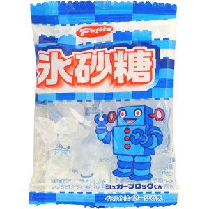 30円 20g氷砂糖 [1袋 30個入]【駄菓子 お菓子 藤田 あめ キャンディ 氷糖 小袋 まとめ買い ノベルティ 子供会】
