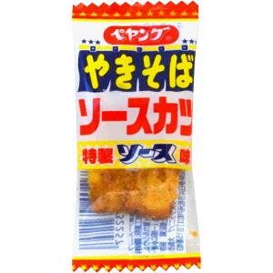10円 リアライズ ペヤング焼きそばソースカツ [1箱 50入]【駄菓子 コラボ まるか食品 ソースかつ まとめ買い】