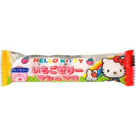 30円 キティいちごゼリーマシュマロ 20入【駄菓子】