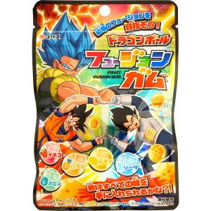 100円 コリス ドラゴンボール超 フュージョンガム [1箱 15個入] 【ドラゴンボール フュージョン ガム お菓子 まとめ買い】