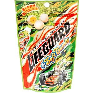 120円 ライフガードプラスソフトキャンディ [1箱 10個入]【コリス ライフガード ソフトキャンディ ボール型 やわらか お菓子 まとめ買い】