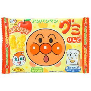70円 不二家 アンパンマングミ りんご [1箱 20個入]