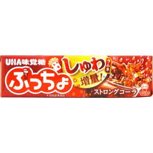 110円 ぷっちょ コーラ [1箱 10個入]【お菓子 プッチョ UHA味覚糖 ユーハ まとめ買い ソフトキャンディ グミ】