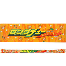 30円 やおきん ロングチュー/オレンジ味 36袋入