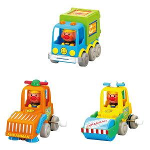 アンパンマン キョロキョロ働くカー [1箱 6個入]【ジョイパレット アンパンマン キョロキョロ 車 玩具 まとめ買い】