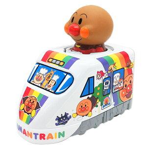 980円 アンパンマン プッシュゼンマイ列車 [1箱 6個入]【ジョイパレット プッシュゼンマイ 列車 玩具 まとめ買い】
