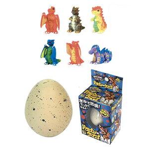 300円 ドラゴンのタマゴ [1箱 12個入]【辰巳屋 ドラゴン たまご 知育玩具 成長 育成 玩具 まとめ買い】