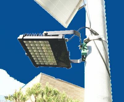 1200ルーメンの大きなソーラーLEDライト屋外常夜灯 GF500B-10W-1200L【中古】【6カ月保証】