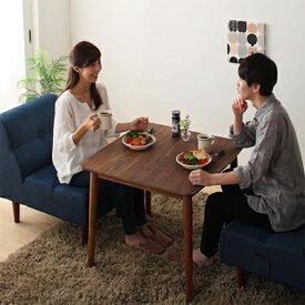 送料無料 こたつ テーブル 正方形 75×75cm 4段階で高さが変えられる 天然木ウォールナット材高さ調整こたつテーブル Nolan ノーラン ブラウン 電気こたつ 炬燵テーブル 500027725