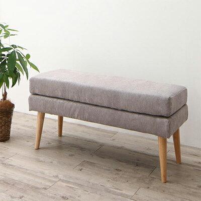送料無料 ダイニングソファ ベンチのみ 2P 2人掛け 北欧デザインソファ リビングダイニング SLIVE スライブ ダイニングソファー ベンチソファー 食卓椅子 ベンチチェアー ネイビー ブラウン グレー