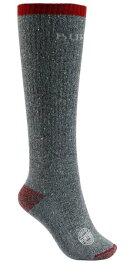 バートン レディース 靴下 ソックス SOCKS WOMENS PERFORMANCE EXPEDITION WEIGHT SOCK MLサイズ 24-27cm スノーボード スノボ