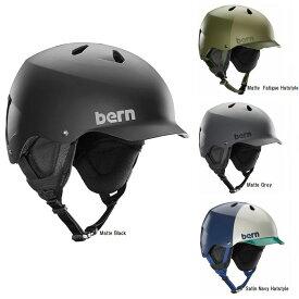 bern バーン ヘルメット ジャパンフィット TEAM WATTS TEAM WATTS メンズ mens スノボ スノーボード ウィンタースポーツ