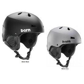 bern バーン メンズ ヘルメット MACON メーコン mens スノボ スノーボード ウィンタースポーツ スケート 自転車