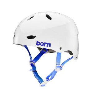 バーン ヘルメット BERN BRIGHTON スノーボード アジアンフィット GL WHITE ホワイト 白 Lサイズ レディース ウーマンズ 女性用