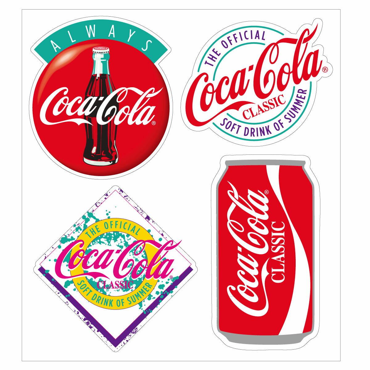 Coca−Cola☆CC−BA67☆コカ・コーラ ステッカー★ Coca-Cola/コカ・コーラ