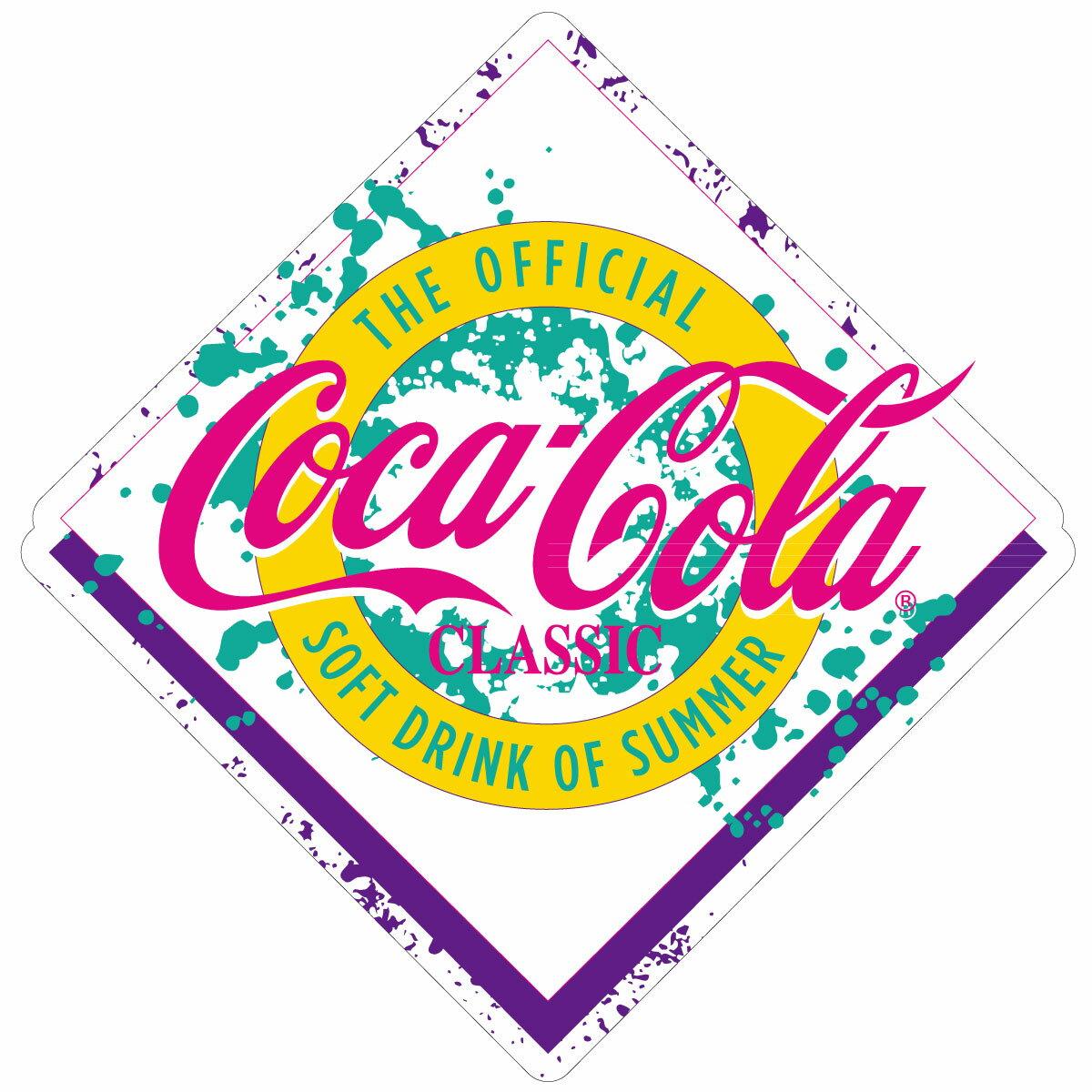 Coca−Cola☆CC−BA62☆コカ・コーラ ステッカー★ Coca-Cola/コカ・コーラ