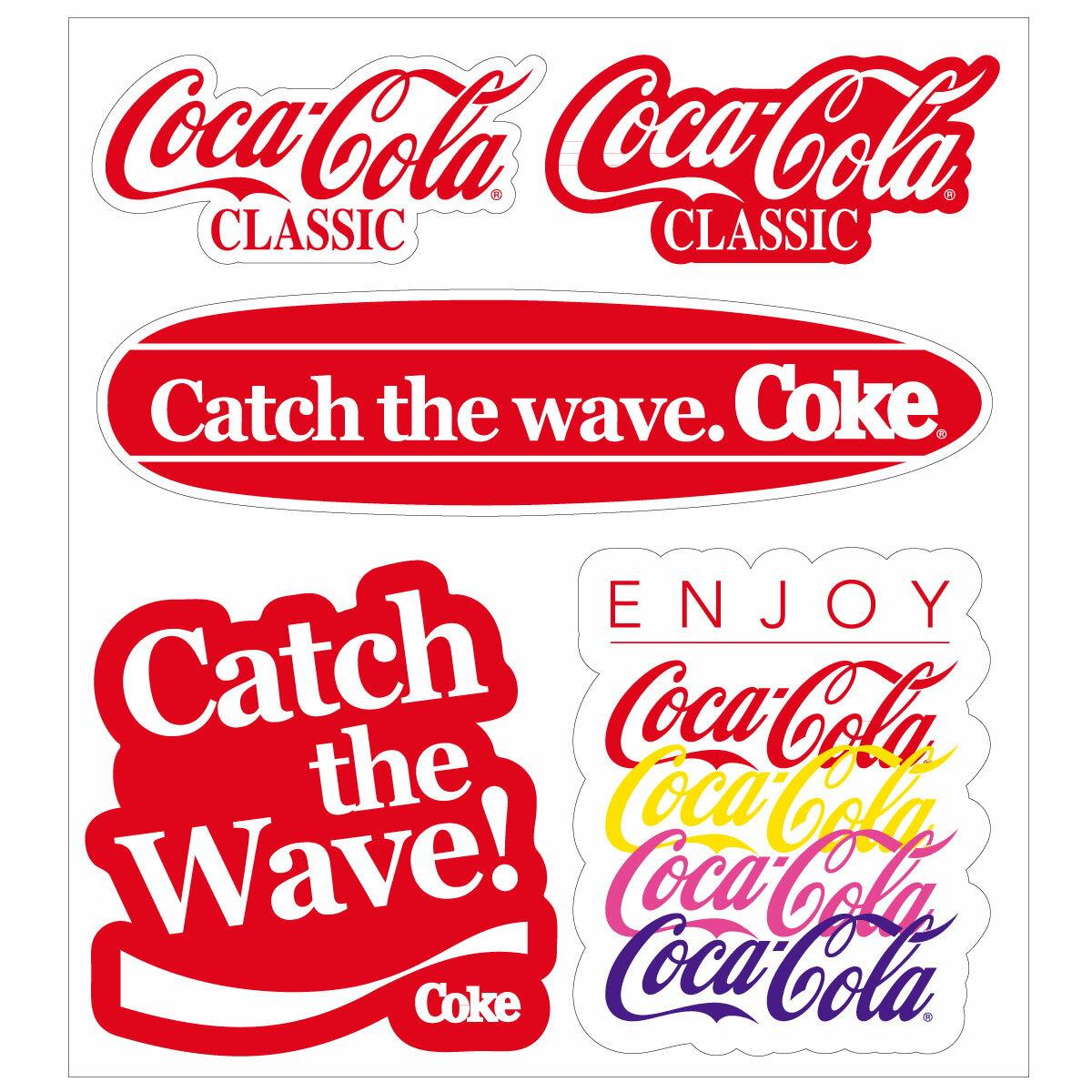 Coca−Cola☆CC−BA69☆コカ・コーラ ステッカー★ Coca-Cola/コカ・コーラ